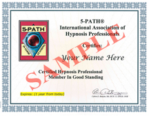5-PATH® IAHP Membership - 1 Year