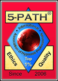 5-PATH® International logo