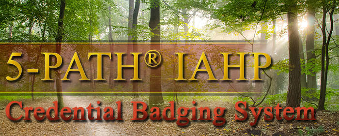 5-PATH® IAHP Credential Badging System