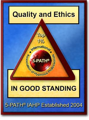 5-PATH® Hypnotherapist Current Member