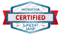 5-PATH® Instructor Badge Sample